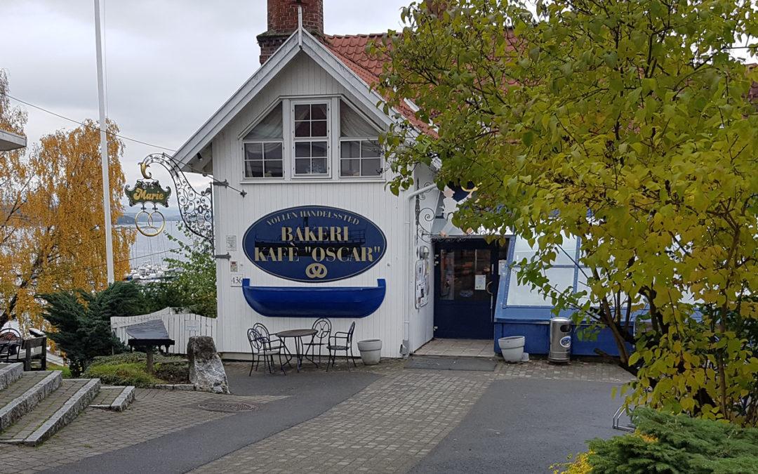 Cafés and restaurants in Vollen