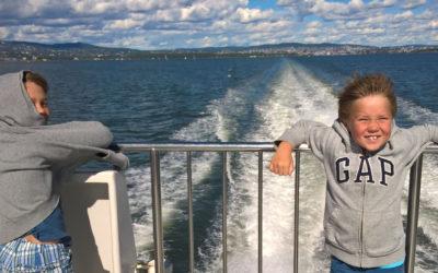 Vollen Ferry