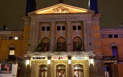 Oslo National Theatre (Nationaltheatret)
