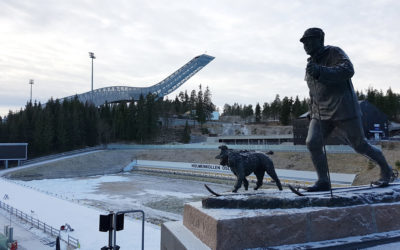 Holmenkollen Ski Jump Tower, Ski Museum & Magic Activity Centre for kids