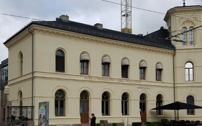The Nobel Peace Center (Nobels Fredssenter)