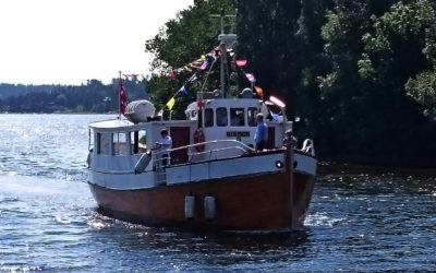 Mini cruise round the Oslo fjord islands