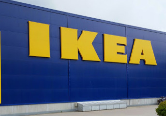 IKEA – just ten minutes drive by bus or car