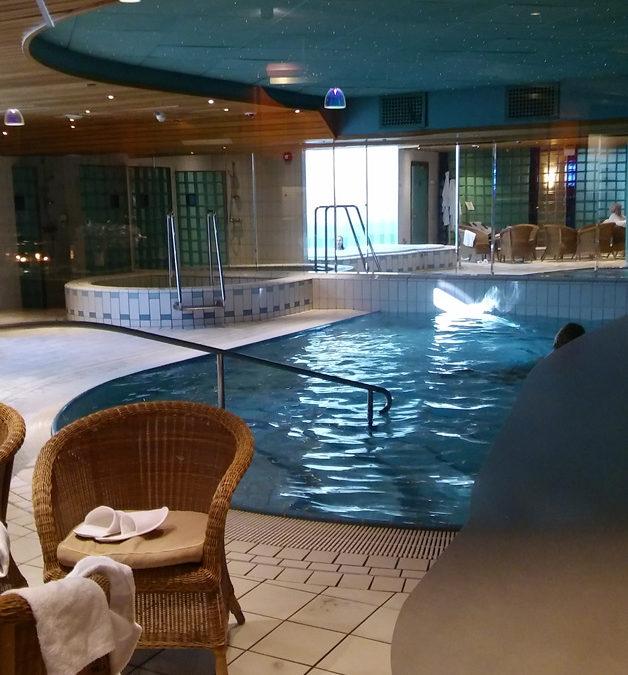SPA at Holmen Fjordhotell