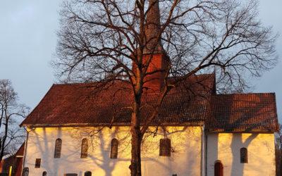Tanum Middle Ages Church / Tanum kirke i Bærum