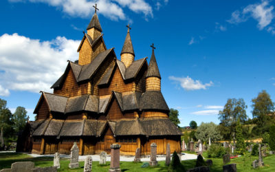 Stavkirker – Stave churches