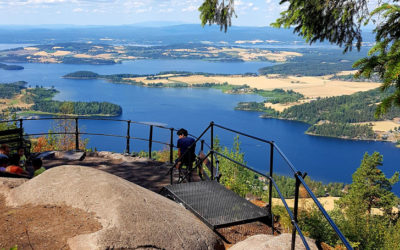 Kongen's Utsikt – The King's Viewing Platform