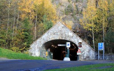 Drammen Spiral tunnel (Spiralen Drammen)