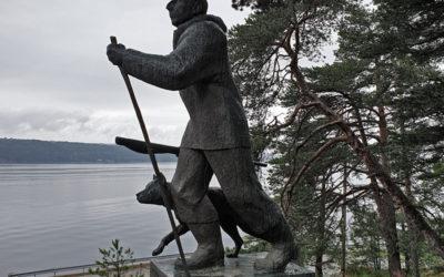 Roald Amundsen's home – Uranienborg